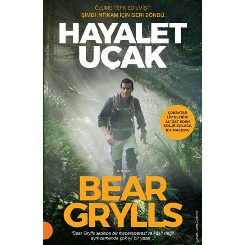 HAYALET UÇAK -BEAR GRYLLS-PORTAKAL (TİMAŞ)