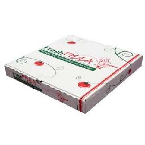 Özel Baskılı Karton Pizza Kutusu 30 Cm x 30 Cm x 4 Cm