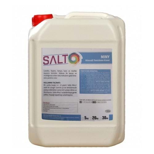 Start (Cif) Mineralli Krem Ovma Sıvısı 5 Kg