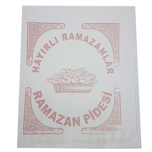 Seka 3. Hamur Ramazan Pide Kese Kağıdı 10 Kg Koli