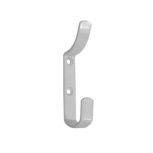 Beşel Çengel Askı Metal Beyaz (BA860)