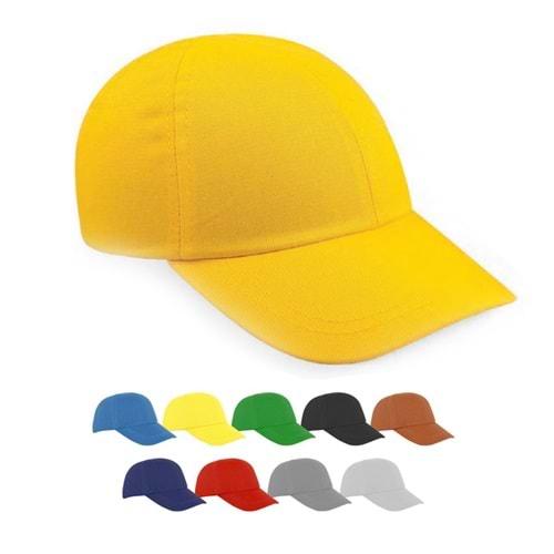 Şapka Baret Siyah