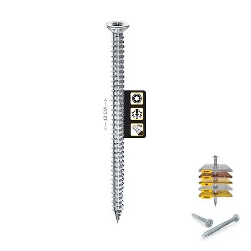 Buldeks Vida 7.5x120 mm (100 Ad)