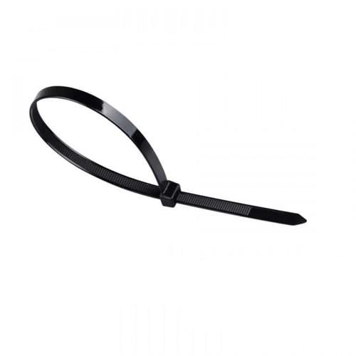 Cırt Kelepçe Kablo Bağı Siyah 3.6 x 150 mm