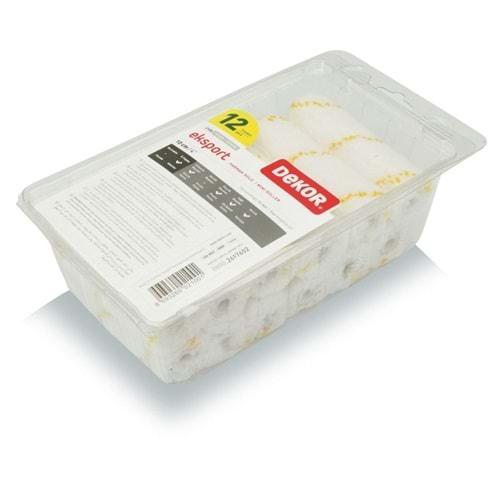 Dekor Export Kalorifer Rulo Yedek 2100 - 10 cm 12 Adet