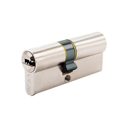Kale Sistem Barel 164SNC 3 Anahtar - 68mm Nikel
