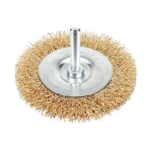 SGS Dairesel Fırça Pimli (Saçaklı) - 100 mm