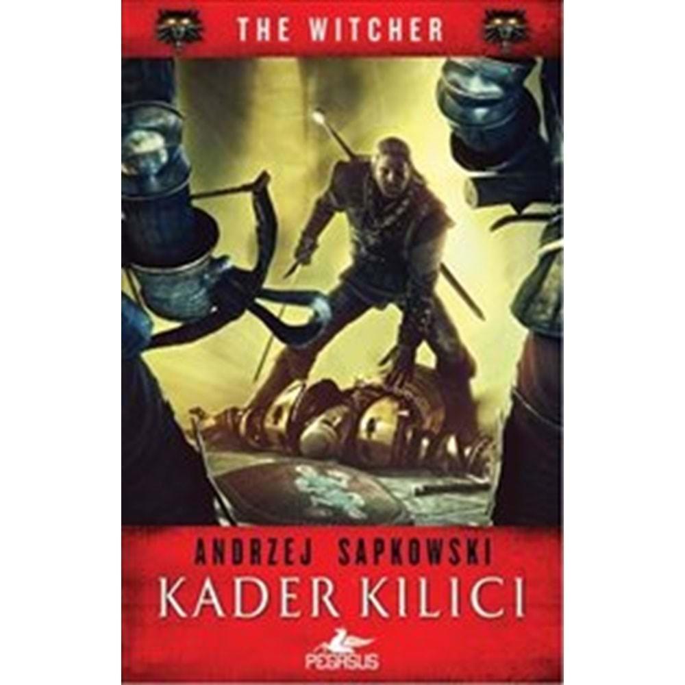 PEGASUS   THE WITCHER - 2 KADER KILICI