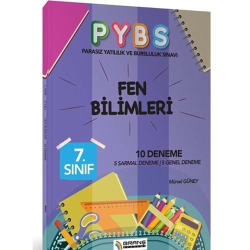 BRANŞ | 7. SINIF FEN BİLİMLERİ 15 DENEME-2021