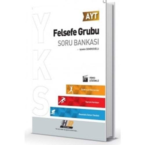 HIZVERENK | YKS AYT FELSEFE SORU BANKASI - 2022