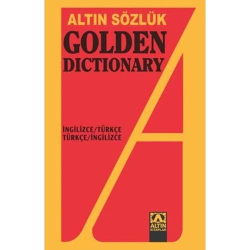 ALTIN | GOLDEN ENGLISH DICTINIORY
